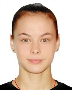エカテリーナ選手